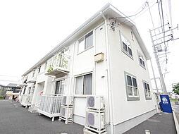 [テラスハウス] 神奈川県海老名市国分北2丁目 の賃貸【神奈川県 / 海老名市】の外観