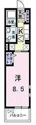 FPクレストモザール[3階]の間取り