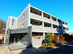 神奈川県川崎市麻生区黒川の賃貸マンションの外観