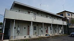 栃木県塩谷郡高根沢町宝石台2丁目の賃貸アパートの外観