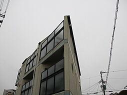 カルム山手[3階]の外観