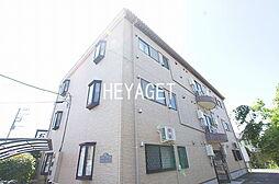スカイハイツM・I・S[2階]の外観