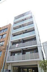 東京都荒川区南千住5丁目の賃貸マンションの外観