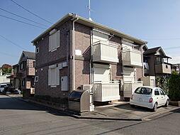 JR中央線 八王子駅 バス24分 下犬目下車 徒歩1分の賃貸アパート