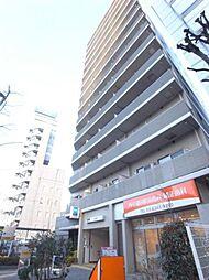 ユニロイヤル西早稲田[4階]の外観
