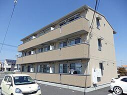 埼玉県入間市扇台2丁目の賃貸アパートの外観