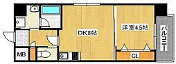 DiasII 鶴見6丁目新築[6階]の間取り