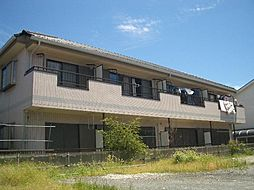 神奈川県横浜市港南区日野5丁目の賃貸アパートの外観