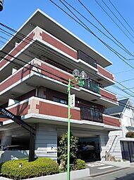千葉県松戸市栄町3丁目の賃貸マンションの外観
