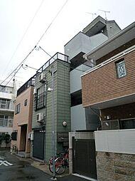 ドミトリィ薬院南[4階]の外観