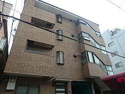 吉本マンション[4階]の外観