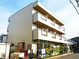 神奈川県川崎市高津区瀬田の賃貸マンションの外観