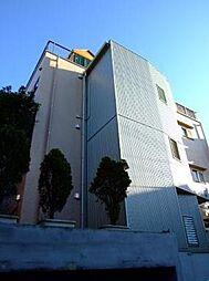 YFフラット[1階]の外観