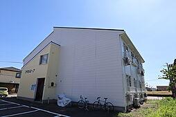 JR白新線 西新発田駅 徒歩30分の賃貸アパート