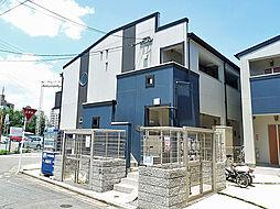 福岡県福岡市博多区春町1丁目の賃貸アパートの外観