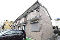 大阪府堺市堺区中向陽町1丁の賃貸アパートの外観