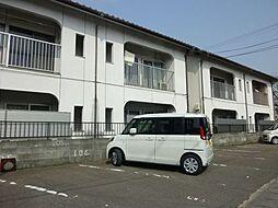 福岡県福岡市早良区干隈6丁目の賃貸アパートの外観