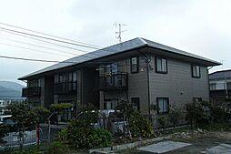 福岡県福岡市早良区田村6丁目の賃貸アパートの外観