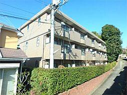 神奈川県川崎市麻生区片平5丁目の賃貸マンションの外観
