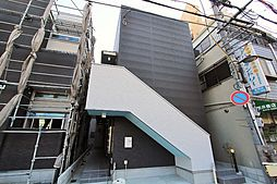 First Gate KOBE[1階]の外観