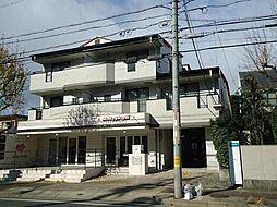 愛知県名古屋市名東区よもぎ台2丁目の賃貸マンションの外観