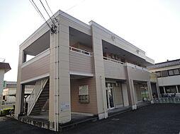 埼玉県八潮市八潮8の賃貸アパートの外観