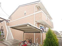 神奈川県伊勢原市桜台5丁目の賃貸アパートの外観