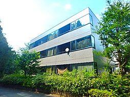 東京都多摩市聖ヶ丘3丁目の賃貸マンションの外観