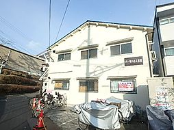 大阪府豊中市曽根東町5丁目の賃貸アパートの外観