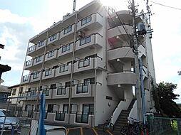 コーポグランピネード[2階]の外観