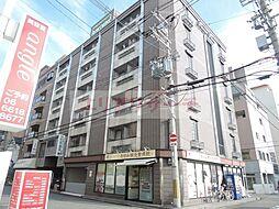 リバーライズ八戸ノ里[2階]の外観