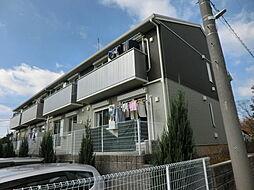 千葉県千葉市緑区あすみが丘4丁目の賃貸アパートの外観