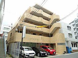 愛知県名古屋市名東区一社1丁目の賃貸マンションの外観