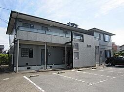 サンガーデン新倉敷 A[202号室]の外観