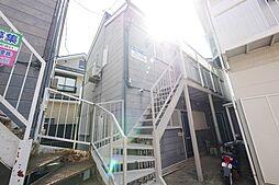 神奈川県厚木市下依知3丁目の賃貸アパートの外観
