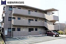 愛知県豊橋市春日町2丁目の賃貸マンションの外観