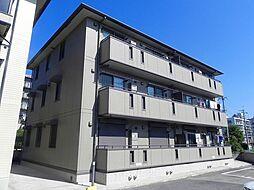 大阪府豊中市柴原町2丁目の賃貸アパートの外観