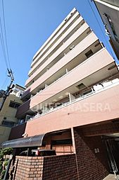 大阪府大阪市浪速区戎本町2丁目の賃貸マンションの外観