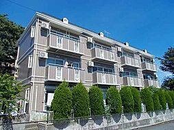神奈川県横浜市神奈川区神大寺3丁目の賃貸マンションの外観