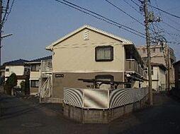 神奈川県川崎市多摩区宿河原3丁目の賃貸アパートの外観