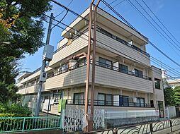 宇田川コーポ[3階]の外観