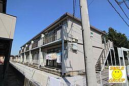 シティハイムコスモII[106号室]の外観