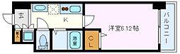 CHEZ・MOI・HIROSE[8階]の間取り