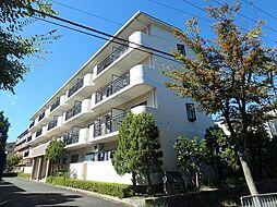 大阪府箕面市小野原東6丁目の賃貸マンションの外観