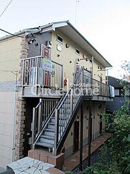 ユナイト鶴見バレンシアの丘[2階]の外観