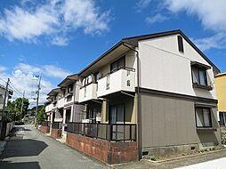 渋谷セントレイトハイツ[1階]の外観