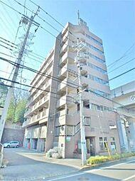 東京都多摩市落合1の賃貸マンションの外観