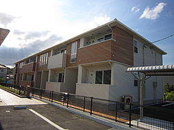 セトルYUUZAKI[1階]の外観