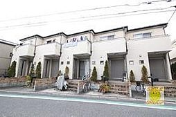 [テラスハウス] 千葉県市川市妙典3丁目 の賃貸【/】の外観