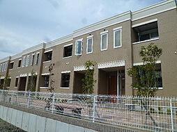 滋賀県近江八幡市江頭町の賃貸アパートの外観
